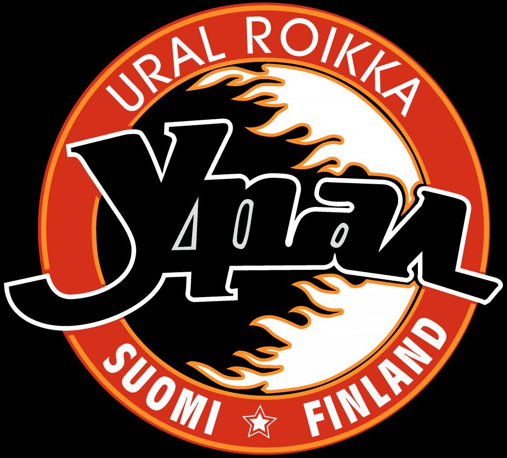 Ural Roikka logo värillinen